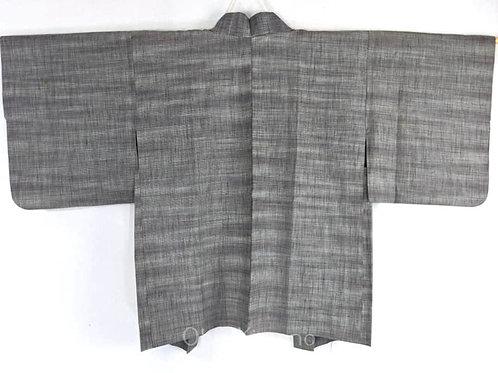 grey and teal womens haori