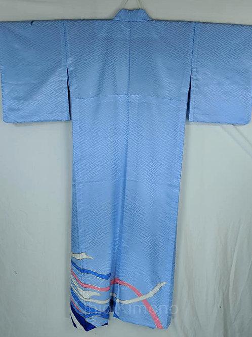 blue houmongi