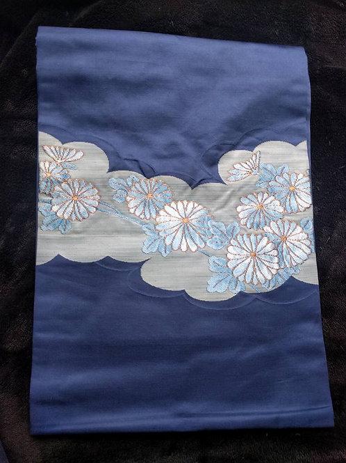 Blue Nagoya Obi