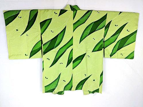 green haori