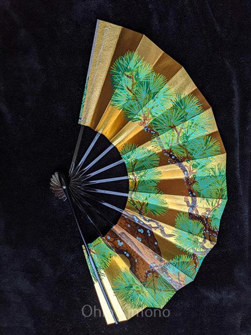japanese sensu folding fan