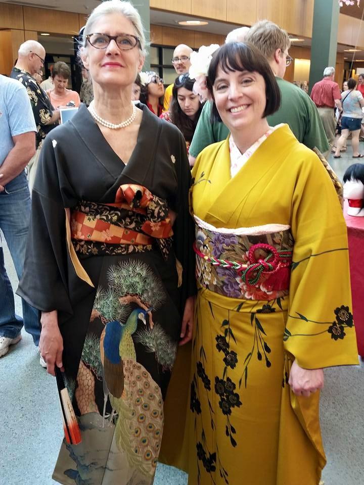 Japanese Kimono Store