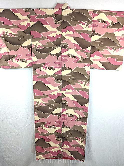 vintage kimono japanese