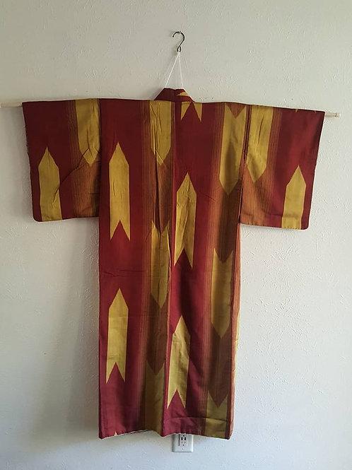 antique Japanese Kimonos