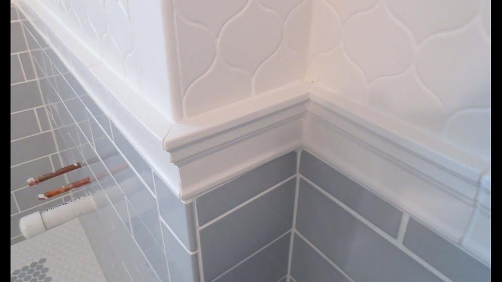 Cornice tile installation souris brandon mb