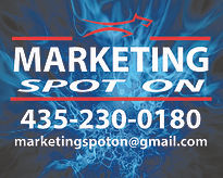 Marketing Spot On Logo
