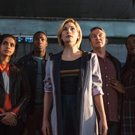 Something New With DOCTOR WHO