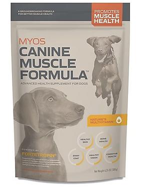 MYOS Canine Muscle Formula 12.7oz bags