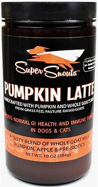 Super Snouts Pumpkin Latte Digestive Health w/Pre-biotic 10oz