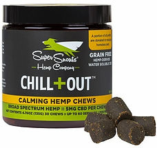 CHILL-OUT-CALMING-135G-FRONT-WITH-CHEWS-