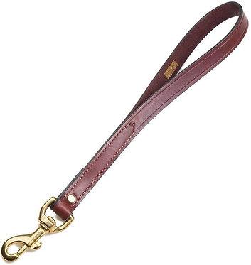 Mendota Pet Leather Traffic Leash