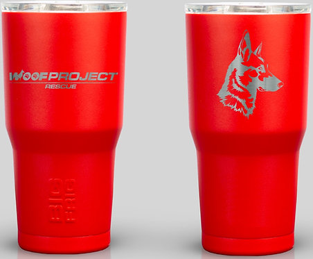 Woof Project Tumbler