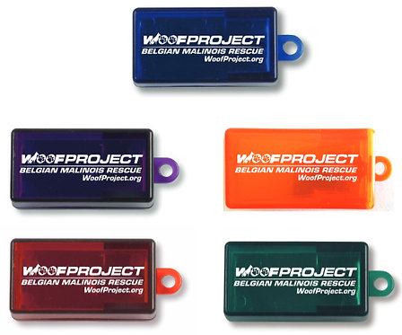 Woof Project Training Clicker