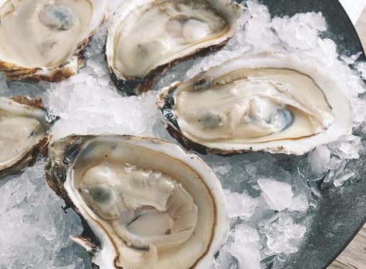 An Oyster Shuckin' Good Time!