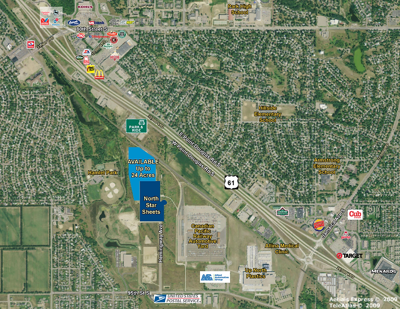 Southeast Industrial Park - Cottage Grove, MN