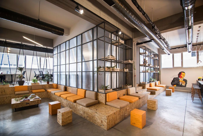 Baker Tech - Creative Office Space i