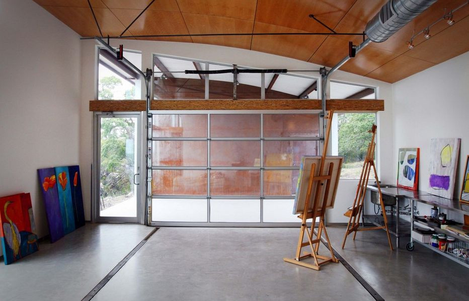 garage-turLumber & Mill - Northeast Minneapolisned-into-a-creative-workspace.