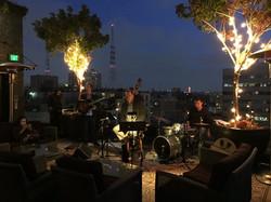 Brian Swartz Quartet @ Perch with Jamey Tate on drums 5/27/16