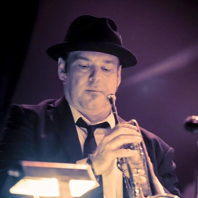 Brian Swartz ca. 2013