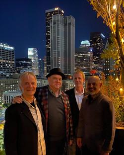 Brian Swartz Quartet March 2020