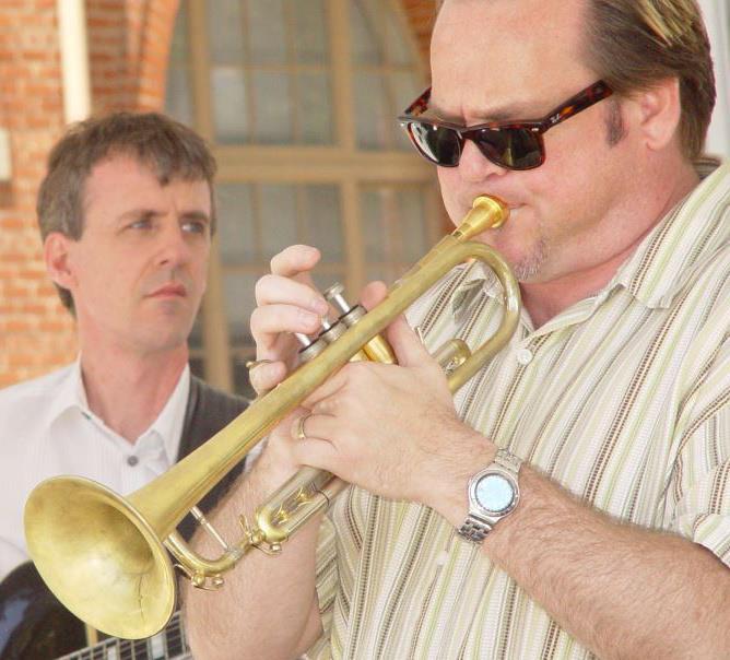 Steve Cotter & Brian Swartz ca. 2012