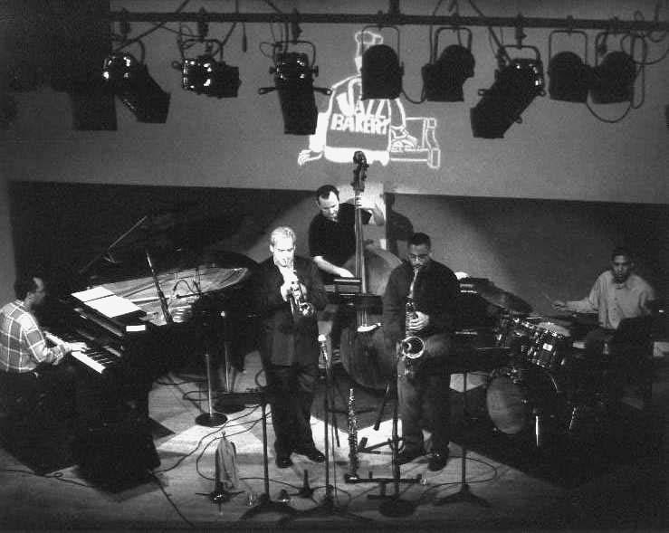 Brian Swartz Quintet @ Jazz Bakery Aug 2000