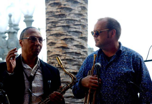 Ralph Moore & Brian Swartz @ LACMA