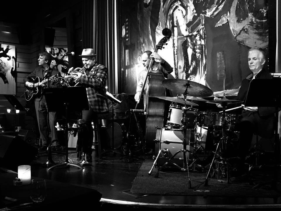 The Brian Swartz Quartet @ Vibrato  6-27-18