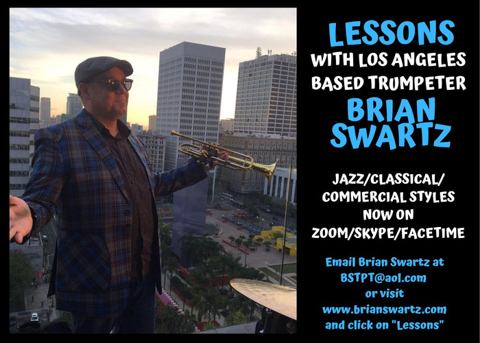 Trumpet Lessons with Brian Swartz