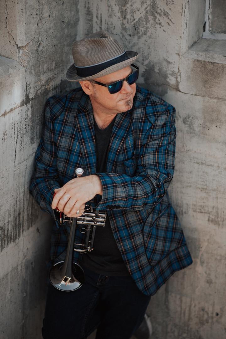 Cannonball Trumpet Artist Brian Swartz