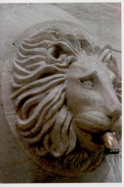 La Fontaine Lion