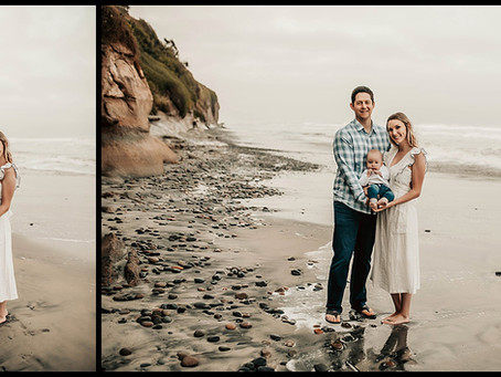 MARIAH | San Diego | FAMILY BEACH SESSION