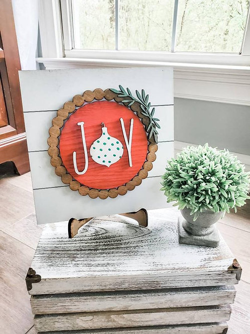 Interchangeable Table Sign DIY Kit