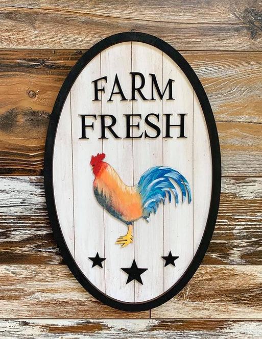 Farm Fresh Sign Kit