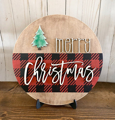Merry Chistmas Craft Box Kit