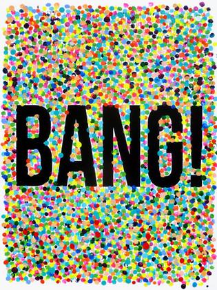 Affiche BANG! 4/5