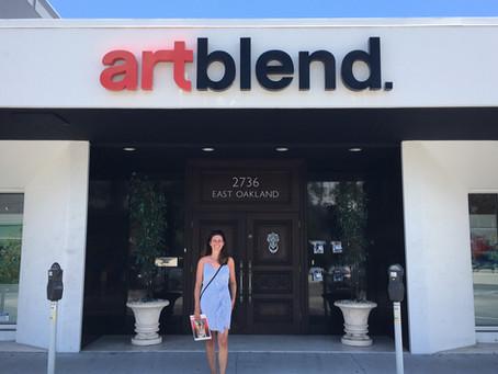 Les oeuvres d'Annie Labbé en Floride.