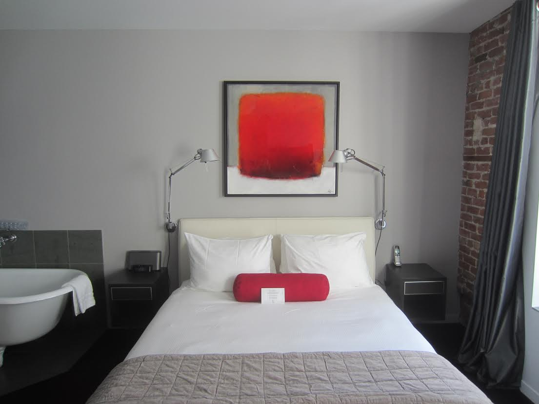 Chambre-hôtel