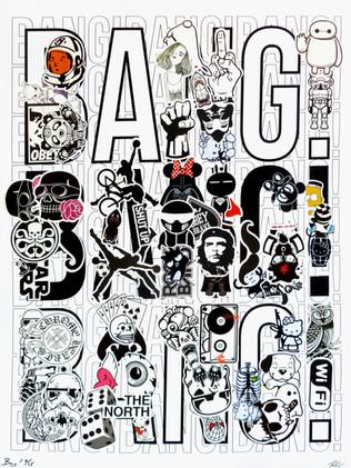 Affiche BANG! 2/15