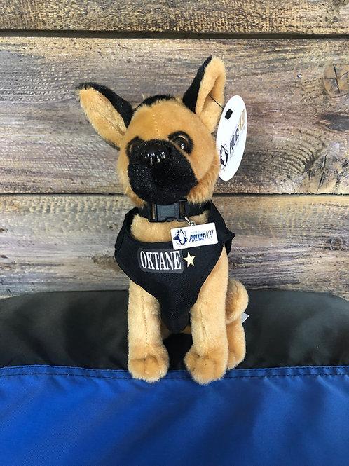 K9 Oktane Hero Dog Plush Toy