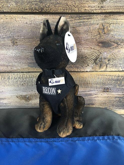 K9 Recon Hero Dog Plush Toy