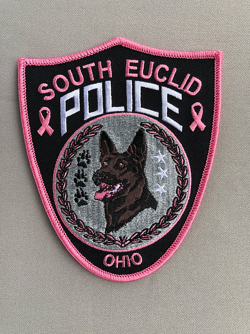 Pink Patch Project-K9 Unit