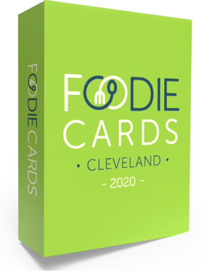 Foodie Cards Cleveland 2020