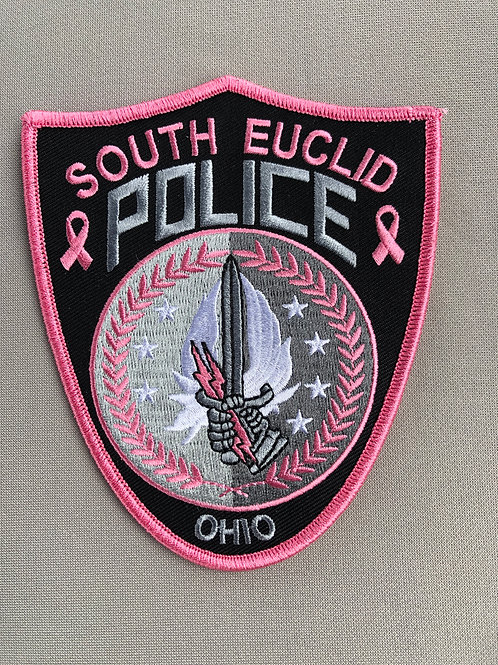 Pink Patch Project-Department Patch