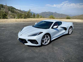 Chevy Corvette production halts for fourth time due to supplier problems