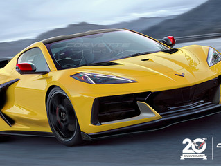 C8 Corvette Z06 Likely to Arrive for the 2022 Model Year By Patrick Rall - March 31, 2020
