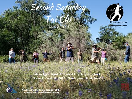 May 8, 2021 Second Saturday Tai Chi