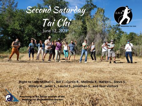 June 12, 2021 Second Saturday Tai Chi Practice