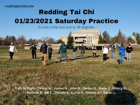 01232021 Tai Chi Practice