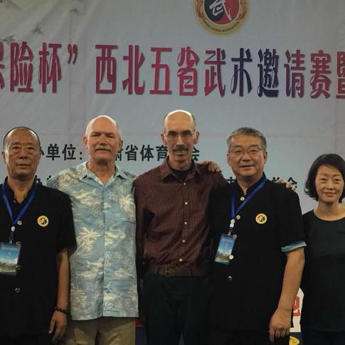 Zhangye, China August 2018